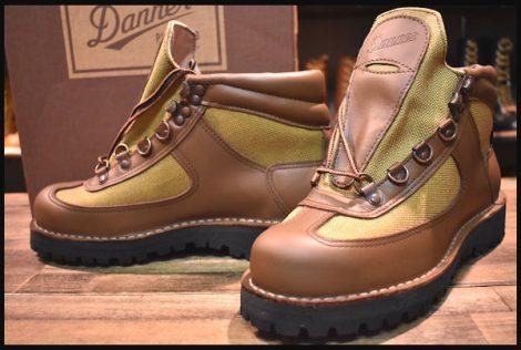 【箱付 未使用 白タグ】Danner ダナー フェザーライト リバイバル 30125 7EE 茶 ブラウン ゴアテックス GORE-TEX ブーツ HOPESMORE
