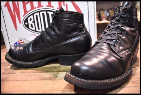 【箱付 良品】WHITE'S ホワイツ セミドレス 2332W ブーツ ブラック ウォーターバッファロー 黒 8E HOPESMORE